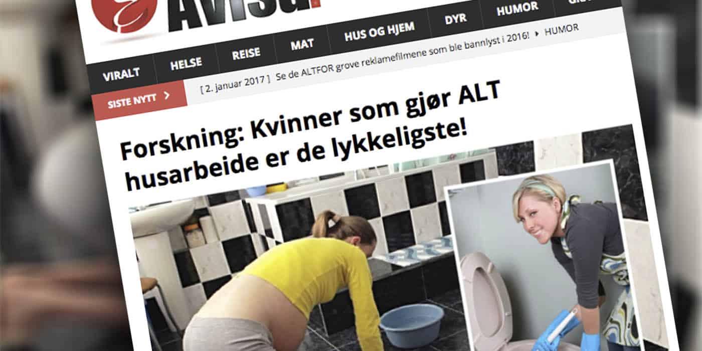 De mest delte nyhetssakene i Norge i 2016