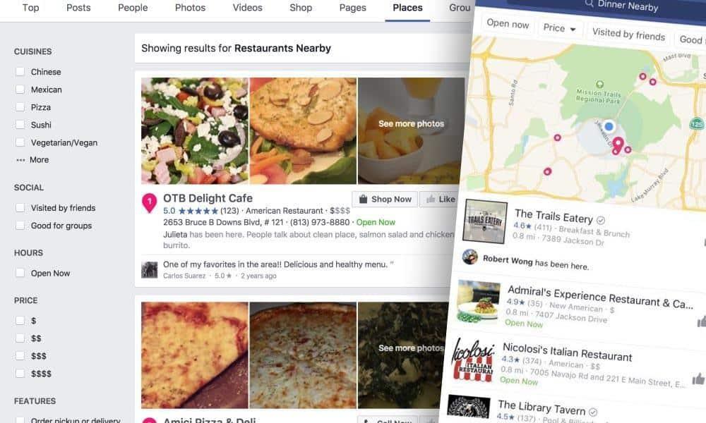 Facebook tester ny nyhetsfeed, forbedrer søkefunksjonen og vil la bedrifter poste i grupper.