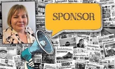 Elin Floberghagen sponset journalistikk debatt politisk innholdsmarkedsføring mediapuls