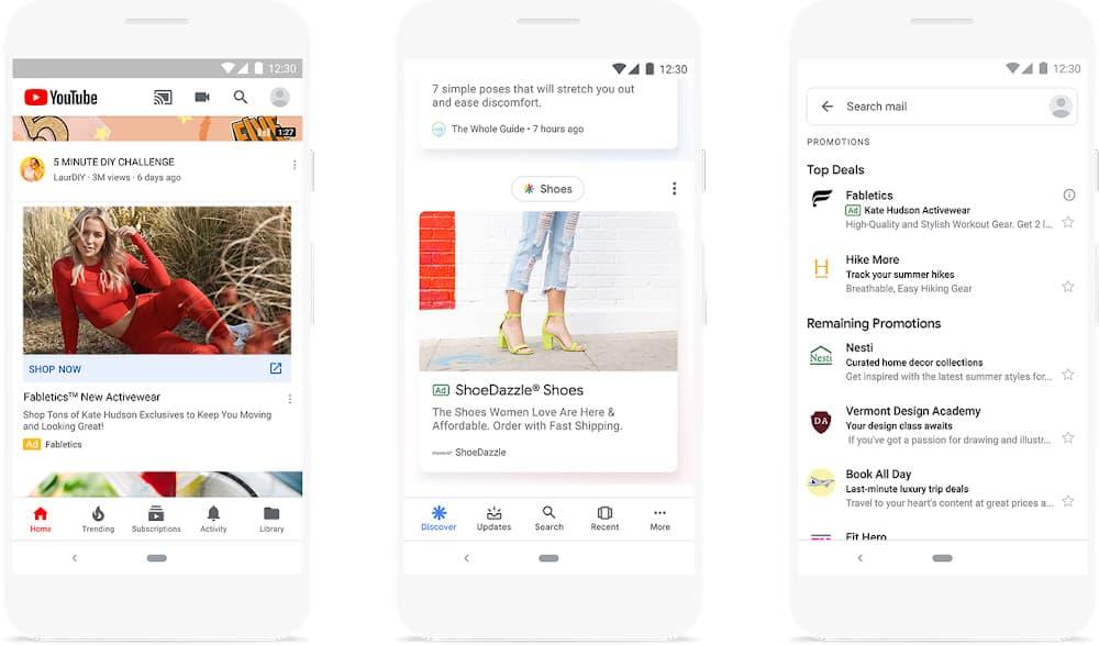 3e554f78b Google åpner flere nye annonseflater - Helt Digital
