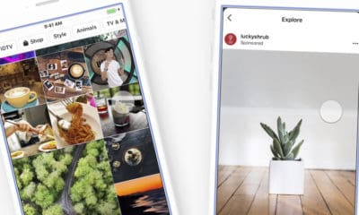 Instagram åpner nye annonseflater