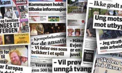 Journalistikk i papiraviser har gått fra å være kontekst- og hendelsesbasert til i større grad å være styrt av sosiale og politiske tema med fokus på skjebnen til enkeltpersoner.