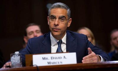 Facebook-sjef David Marcus leder arbeidet med den digitale valutaen Libra. Denne uken måtte han delta på to ulike høringer i den amerikanske kongressen. Foto: Shutterstock