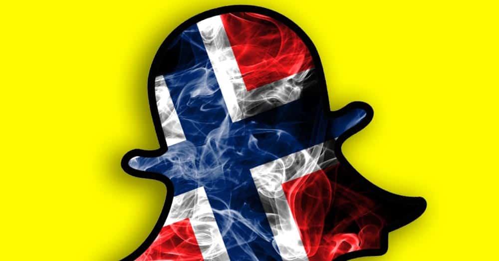 Snapchat har gått forbi Facebook i daglig dekning for første gang blant ungdommer mellom 12 og 17 år. ILLUSTRASJON: HELT DIGITAL