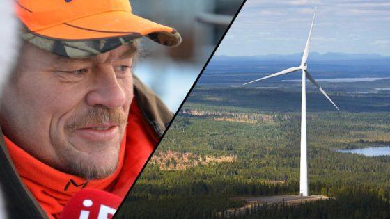 Lars Monsen motstand vindmøller