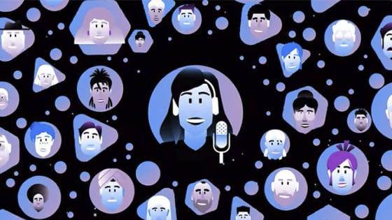 Podkastere får nå tilgang til Spotify-data om lytterne. Illustrasjon: Spotify