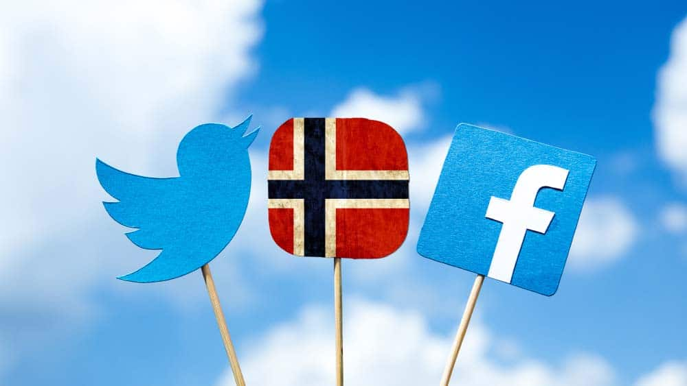 Mens engasjementet på Facebook øker i juli, faller engasjementet på Twitter med 37 prosent sammenlignet med juli i fjor. Det viser tall fra Storyboard.mx.