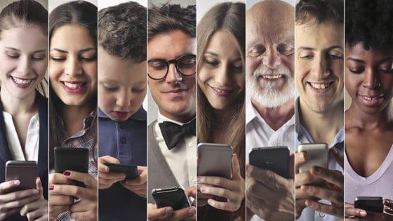 Deltakerne som fikk beskjed om å ta pause fra Facebook i én uke, økte ikke bruken av andre sosiale medier. Illustrasjon: Shutterstock