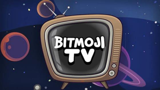 Bitmoji-TV vil personalisere animerte videoer. Illustrasjon: Snapchat/Helt Digital