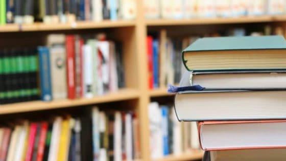 I snitt leser nordmenn 8,5 papir- eller e-bøker og lytter til 2,3 lydbøker i året. Illustrasjonsfoto: Jure Divich/Shutterstock