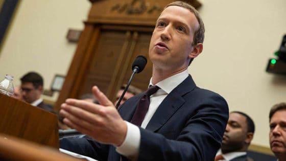 Facebook-sjef Mark Zuckerberg Foto: Shutterstock