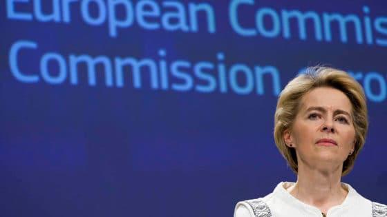 President i EU-kommisjonen Ursula von der Leyen har gitt tydelig mandat til sine kommissærer. Foto: Alexandros Michailidis