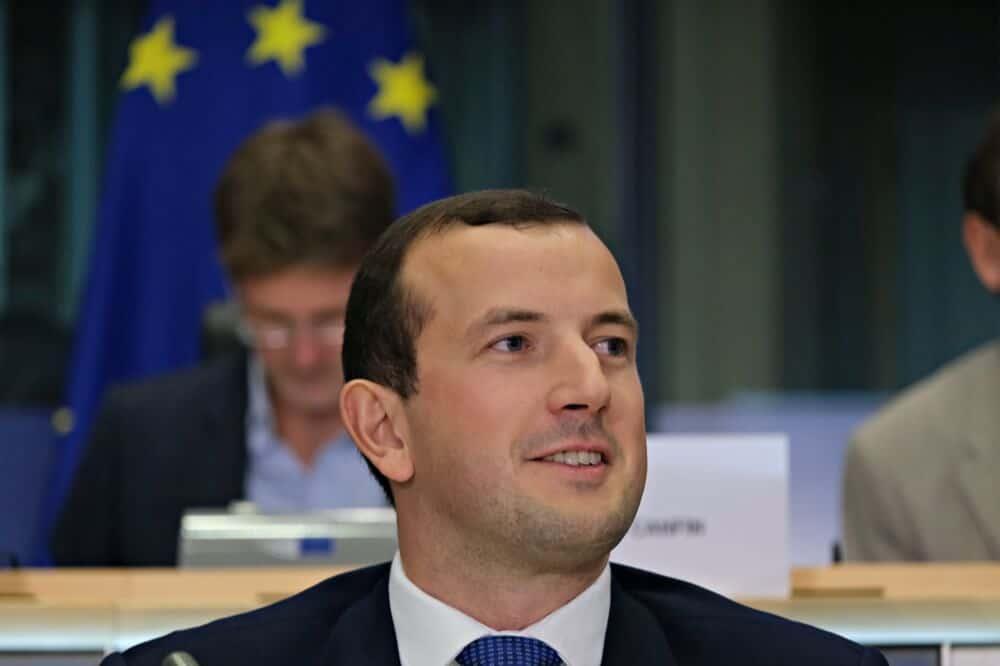 EU-kommissær for miljø, Virginijus Sinkevičius, har lagt frem handlingsplan for sirkulærøkonomi. Foto: Alexandros Michailidis